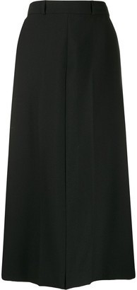 Ami Paris Divided Skirt Trousers