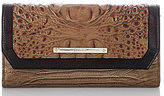 Brahmin Bengal Collection Soft Checkbook Wallet