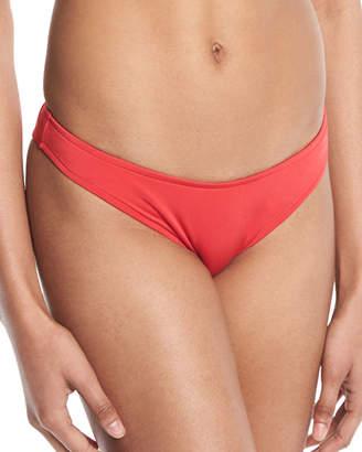 Seafolly High-Cut Brazilian Swim Bikini Bottoms
