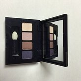 Estee Lauder Pure Color Eyeshadow Quad Ivory Slipper Tranquil Moon Smoky Ember Amethyst Spark Travel Size Compact by