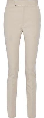 Helmut Lang Rider Stretch-cotton Twill Skinny Pants