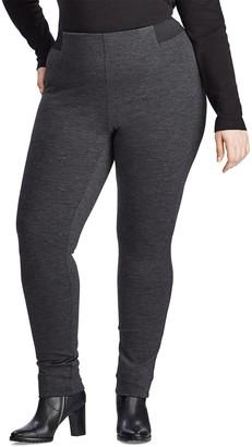 Chaps Plus Size Ponte Pants