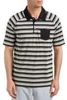 Oakley Ace Stripe Polo Shirt.