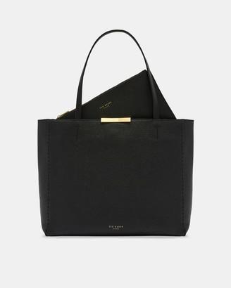 Ted Baker Soft Leather Shopper Bag