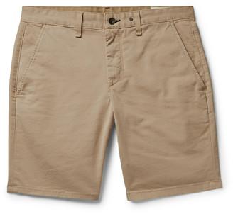 Rag & Bone Slim-Fit Cotton-Blend Twill Chino Shorts