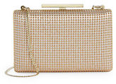 Vince Camuto Boxed Luv Studded Minaudiere