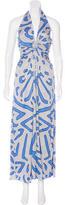 Missoni Halter Maxi Dress