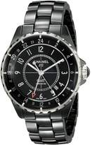 Chanel Women's H3102 Ceramic Watch
