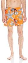 Vilebrequin Men's Moorea Pattern Swim Trunk