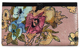 Patricia Nash Dusty Rose Collection Cauchy Vintage Floral Wallet
