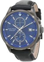 Nautica Men's NAD18522G NCT 19 Analog Display Quartz Watch