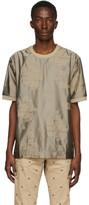 Fendi Beige Organza FF T-Shirt
