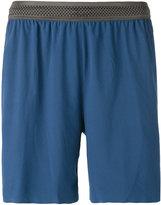 Nike M Flex Gyakusou Running Shorts - men - Polyester/Spandex/Elastane - L