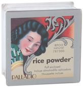 Palladio Natural Rice Loose Finishing Powder Natural