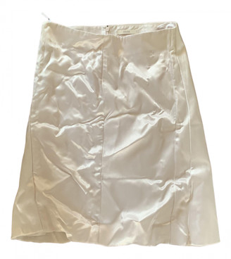 Celine Pink Silk Skirts