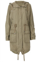 Topshop Unlined Parka