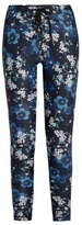 The Upside Cherry Blossom-print performance leggings