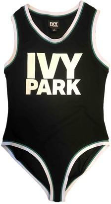 Ivy Park Black Cotton Tops