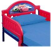 Delta Enterprise Corp. - Cars Toddler Bed