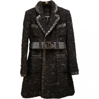 Chanel Black Coat for Women