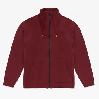 Lacoste Men's Motion Ergonomic Cotton-Blend Zip Sweatshirt