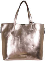 "Tony Bianco Tb ""Charity"" London Calling Tote Rose Gold"