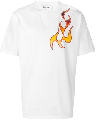 Études Unity Flaming T-shirt
