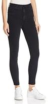 Nobody Siren Skinny Ankle Jeans in Velvet