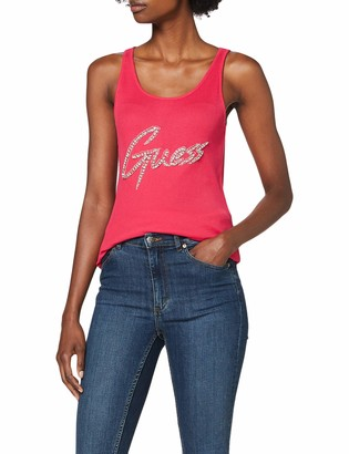 GUESS Women's Babe Tank Top Undershirt