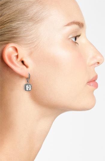 Nadri Princess Earrings