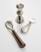 Michael Aram 3-Piece Rope Bar Tool Set