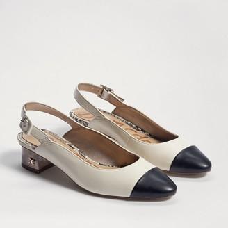Sadira Slingback Block Heel