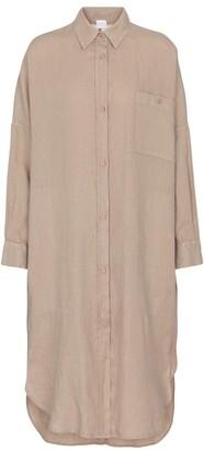 Max Mara Leisure Procida linen shirt dress