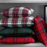 Williams-Sonoma Classic Red Tartan Pillow Cover