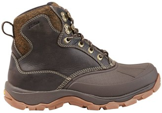 L.L. Bean Women's Storm Chaser Boots with Arctic Grip, Lace-Up