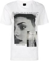 Juun.J Cotton Printed T-shirt
