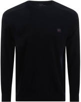 Paul & Shark Paul And Shark Limited Edition Knitted Jumper Navy