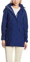 Gaastra Women's Parka Hooded Long Sleeve Coat Blue Blau (MARINE BLUE F47) 8