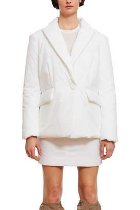 MM6 MAISON MARGIELA Capsule Puffy Suit Jacket