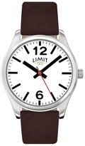 Limit Brown Strap Watch 5629.02