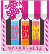 Maybelline Santa Baby Christmas Baby Lips Gift Set
