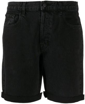 J Brand Slim-Fit Denim Shorts
