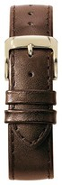 Speidel Stitched Calfskin Replacement Watchband Fits 12mm - Brown