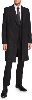The Row Men's Richie Cashmere Coat