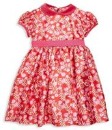 Oscar de la Renta Toddler's & Little Girl's Floral-Print Dress