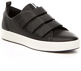 Ecco Soft 8 Strap Leather Sneakers