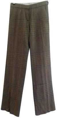 Sportmax Cotton Trousers for Women