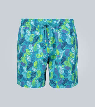 Vilebrequin Moorea Ocean Paisley swim shorts