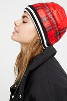 Soho Puffer Beanie by Think Royln at Free People
