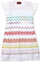 Missoni Girls 4-6x) Flutter Pointelle Knit Dress